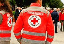 équipe de la croix rouge française